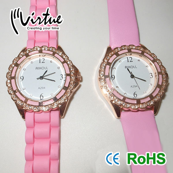 Cute Designed Popular Teen Watch