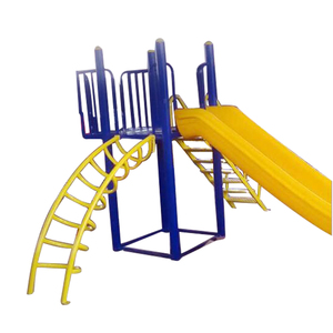 Customized Kids Children Outdoor Gymnastic Playground Items Equipment For Sale