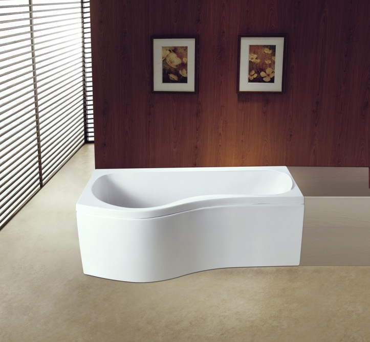 European Corner Soaking Tub Shower Combo - Buy Corner Bath Shower ...