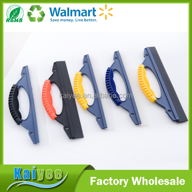 household high quality cleaning silicone window squeegee mini squeegee