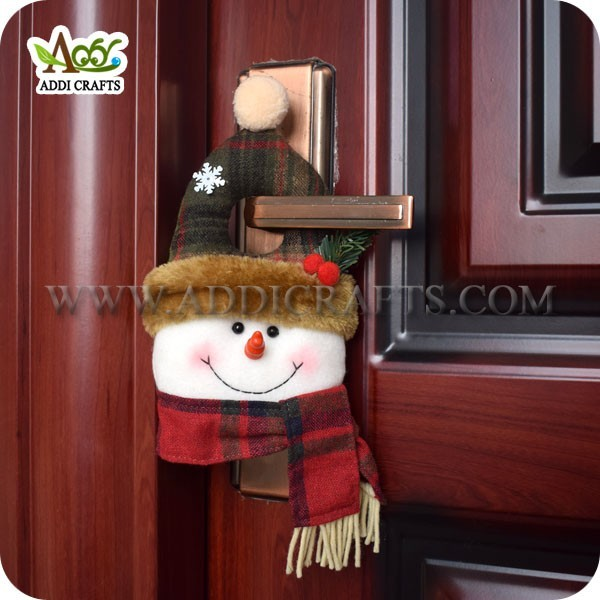 new product distributor wanted wholesale christmas decorations fabric door hanger - Wholesale Christmas Decorations Distributors