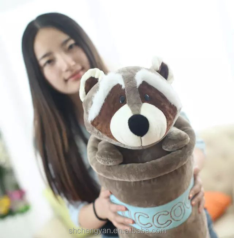 Cartoon Cute Microbead Shape Animal Shaped Pillow For Better Sleeping