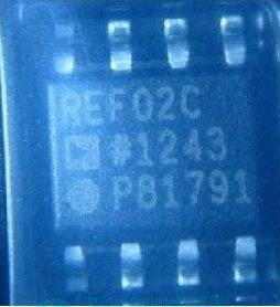 REF02CSZ rated voltage 5V, SOIC package precision voltage reference SOP-8 genuine original