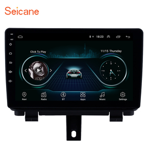 GPS Navigation System 9 Inch Android 8 1 for 2013-2017 AUDI Q3 Car Radio  Support Rearview Camera Steering Wheel Control Wifi