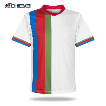 Football shirt maker soccer jersey custom high quality mexico soccer jersey 2018