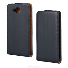 Free sample hot selling design cell phone cases flip leather case for LG Optimus L9 2,plain weave cover for LG Optimus L9 2