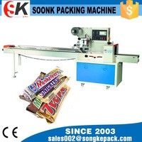 horizontal energy bar packaging equipment canada