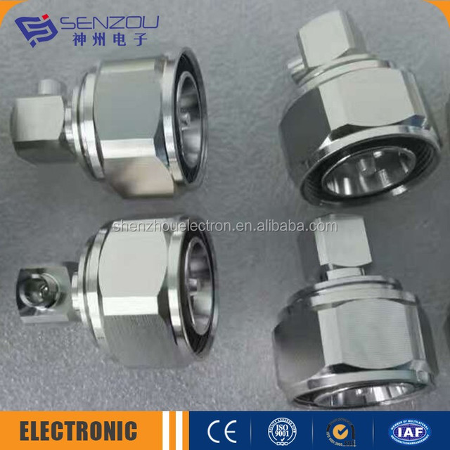 new style new coming quad coaxial cable connectors N style