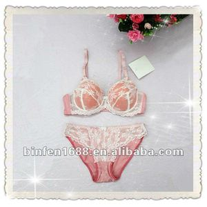 Sexi Girl Wear Bra And Panty
