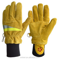 ENKERR CE fire fighting glove fire fighters protective glove