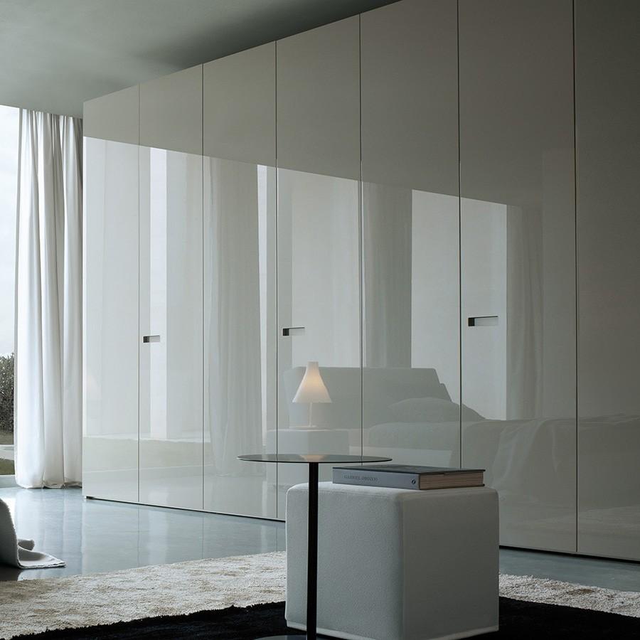 and wardrobe cabinet white mirrored black elegant with organizers mirror is closet