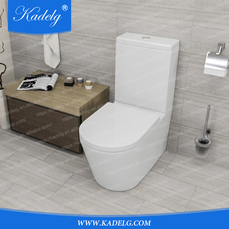 Sanitary Ware Close Coupled Modern Toilet Wc - Buy Toilet Wc,Modern ...