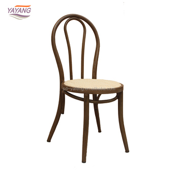 hot sale cheaper price metal dining event furniture thonet chair