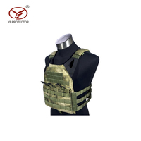 Police&military bullet proof vest/tactical molle system plate carrier
