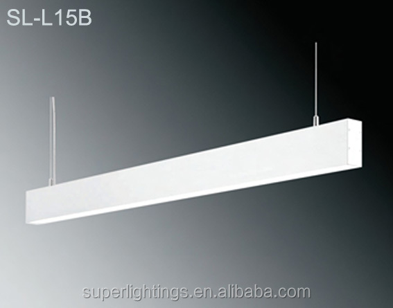 Sl-l15b Up And Down Suspension Linear Lighting In Office