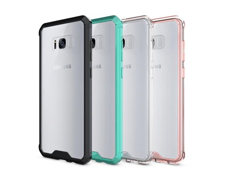 Чехол Samsung Galaxy S7 Edge DF sCase-33 Space Grey