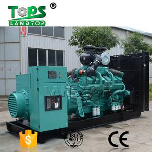 power high efficiency 1000kw 1200 kw 1250 kva diesel generator 1600kva specification