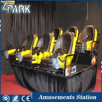 EPARK 2017 amusement 5d/7d cinema simulator, 9d cinema kino, 12d cinema simulator