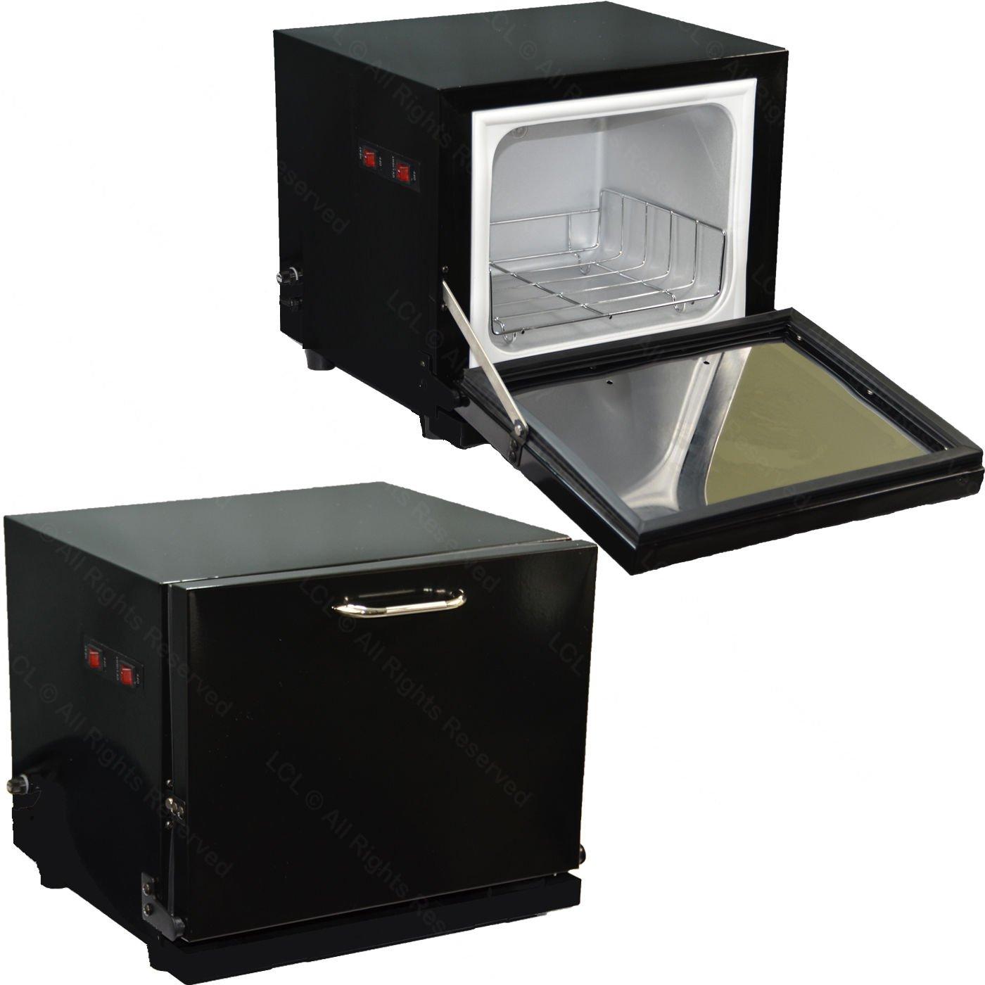 Get Quotations · LA BOVA Supply Mini Towel Warmer U0026 Sterilizer Cabinet