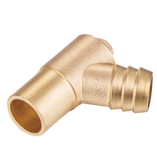 Brass Tee, Brass Cross Fittings Plumbing