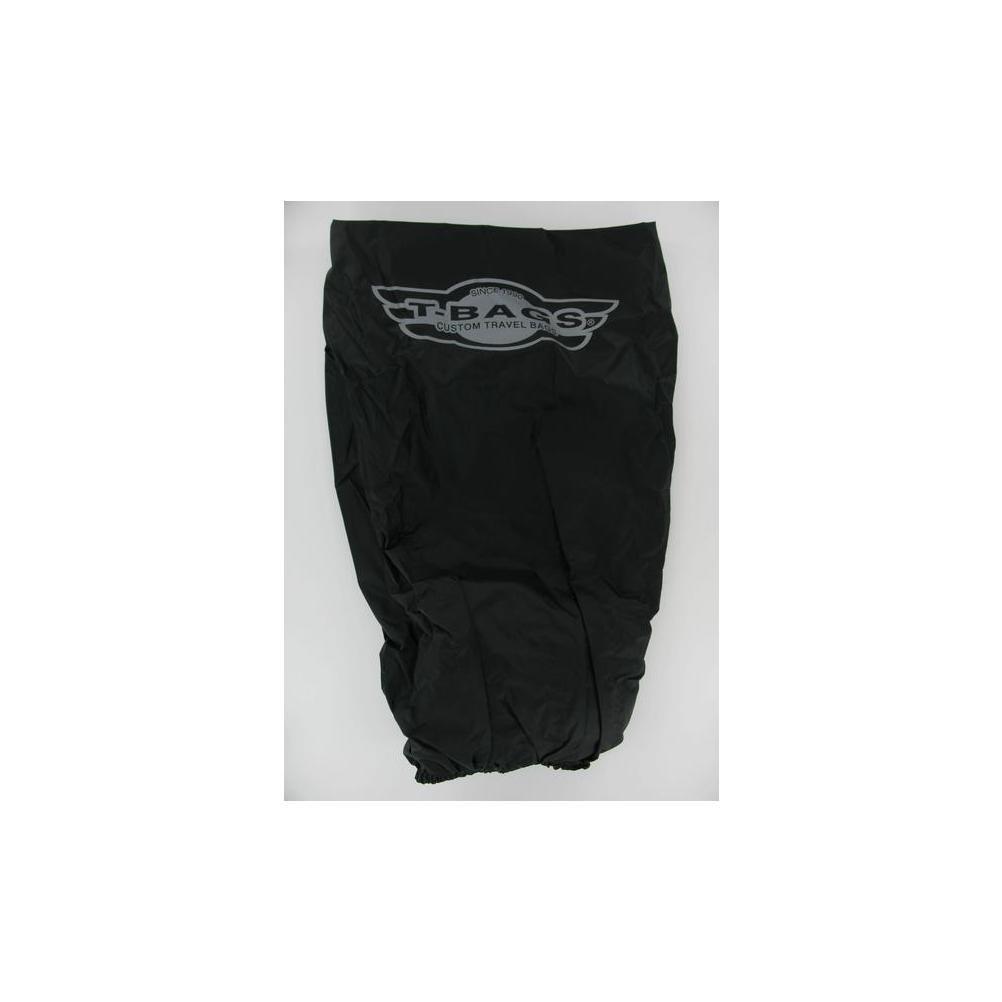 T-Bags Replacement External Rain Covers - Universal Expandable & Super-T/Black