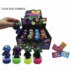 New Product Horror Toys Slime Mud Zombie Squishy Toys