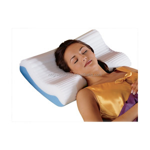 High Quality Contour Memory Foam Bed Pillows -Cloud Reduce Neck Pain!