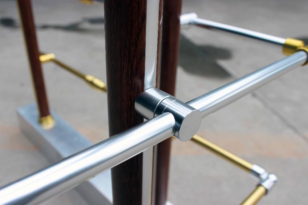 aluminium stair handrail for outdoor steps baluster for interior stairs baluster for interior