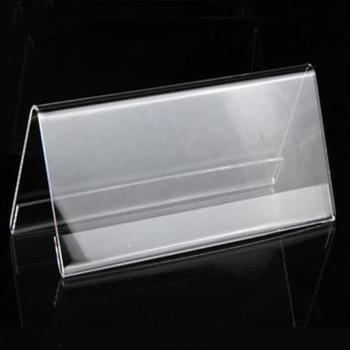 Acrylic Name Card Display Stand Holder Acrylic Desk Name Plate Holder & Acrylic Name Card Display Stand HolderAcrylic Desk Name Plate ...