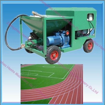 automatic paint sprayer machine