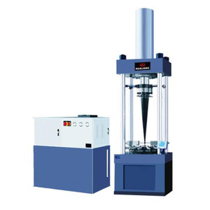 HUALONG KJW 600-3000kN Metal Pipe Deformation Performance Testing Machine with Conical Top Core