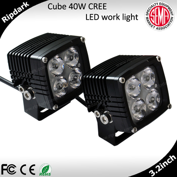 Ultra Compact Ontwerp 3 Inch 40w Cree Led Verlichting 12v Led ...
