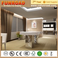 Funroad Colored MDF Painted Jewelry Display Store