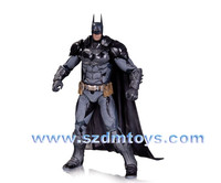 Hot DC Collectibles customize Batman Arkham Knight movie action figures