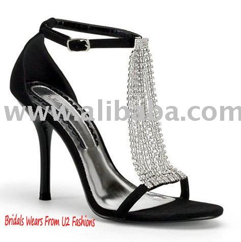 8a50608f6b2e83 Ladies High Heel Sandals - Buy Bridals Shoes Product on Alibaba.com
