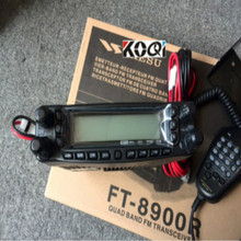 China breite frequenz abdeckung <span class=keywords><strong>vhf</strong></span> <span class=keywords><strong>uhf</strong></span> dual band auto mobile dmr radio FT-8900R