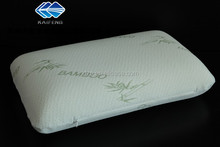 5-star Hotel breathable Queen size Shredded memory foam bamboo pillow
