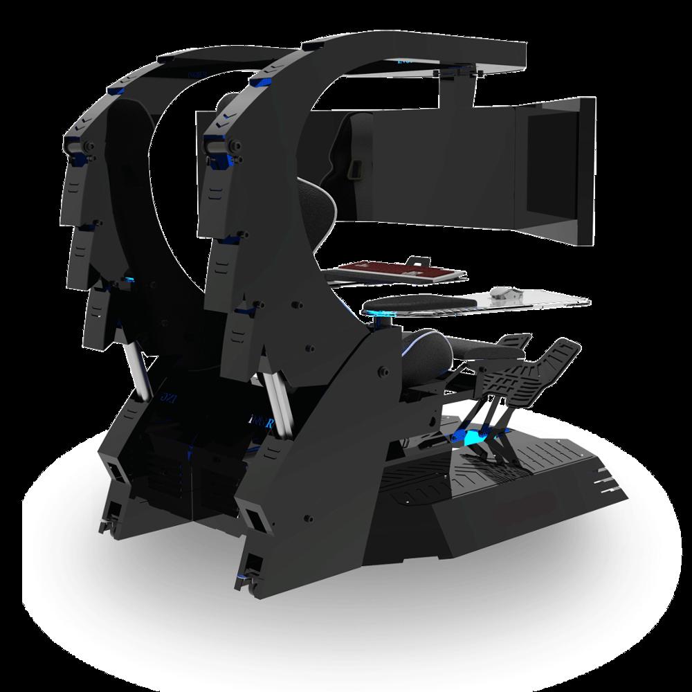 Multifunktions Kaiser Stuhl Workstation Automatische Pc