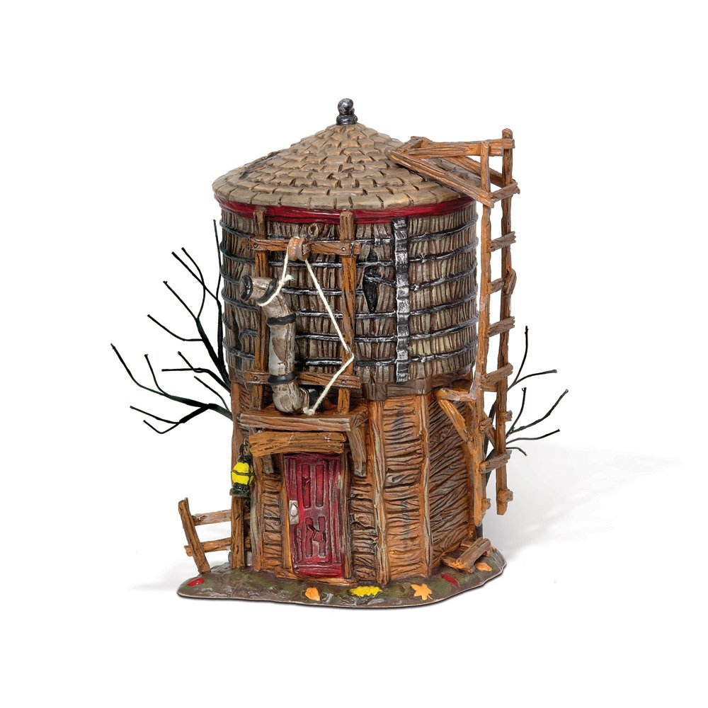 Department 56 Haunted Rails Water Tower