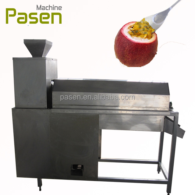 Passiflora edulis extract machine / Organische passievruchtensap concentraat machine