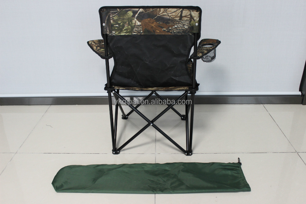 High Quality Metal Folding Chair Parts With Cup Holder