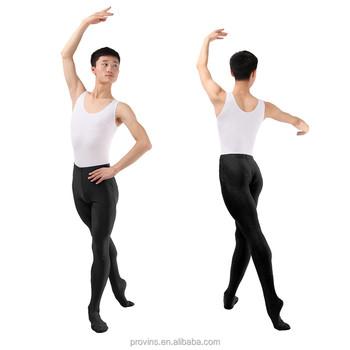 bc3b8c6de Men's Ballet Dance Footed Leggings Tights,Men Ballet Costume - Buy ...