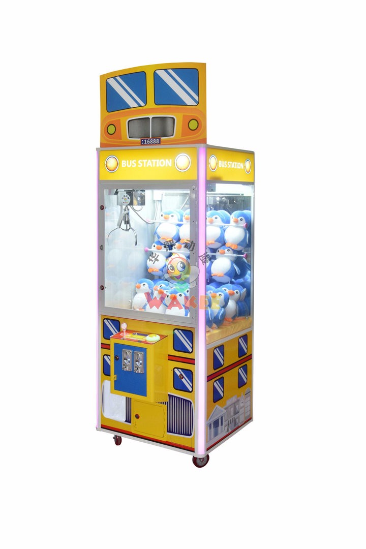 coin push machine