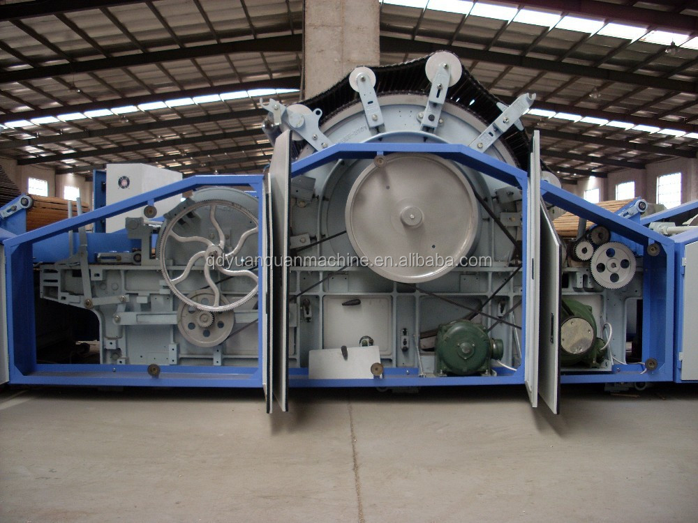 Textile machine YQ brand A186 qualified sheep wool combing machine