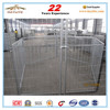 made in china outdoor temporary dog fence