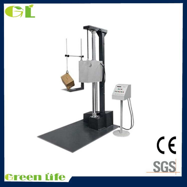 Battery dropping tester machine /lithium ion battery safety testing equipment for battery production line and lab research