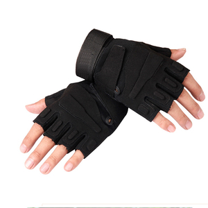 Competitive Price Finger Out Gloves