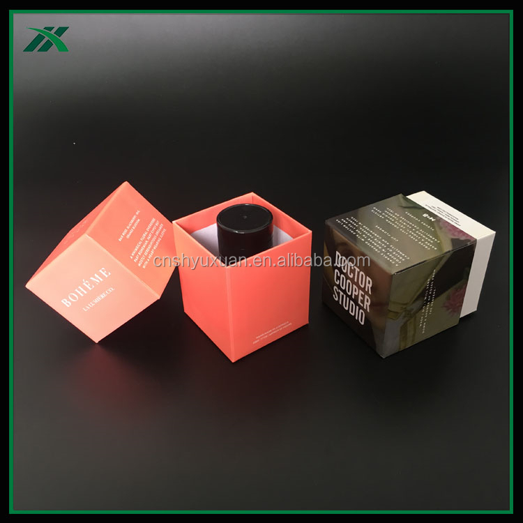 new design custom soap packaging box