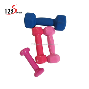 Top Quality Gym Weights Vinyl Dipping dumbbell Set
