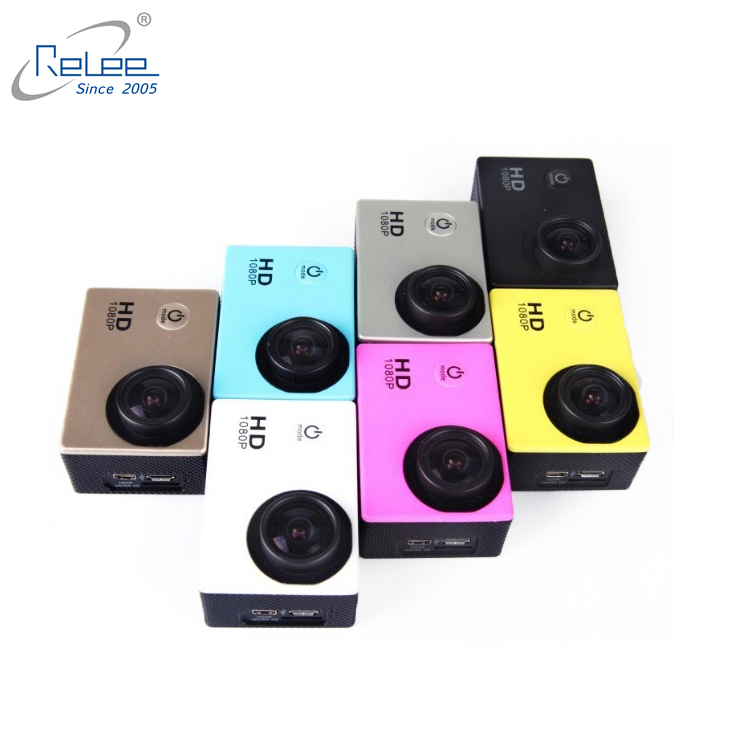 Shenzhen OEM Factory Wholesale Gift Items 1.77 Inch Kids Small Toys Children 720P Kids Camera